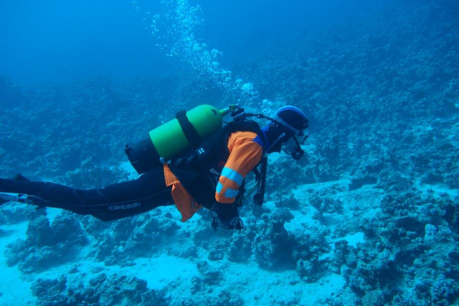 Cours de plongee 78
